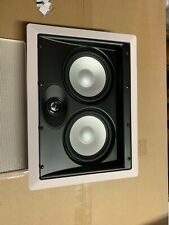 Rennaissance Acoustics In Wall LCR Speakers (New In Box) Pair
