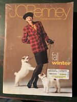 Vintage 1991 JC Penney Fall & Winter Catalog Clothes Toys Electronics Sport
