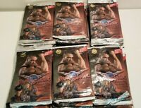 CAPCOM Street Fighter The Movie Collectible Trading Card 60 PACK LOT Van Damme