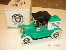 ERTL #9123 SMOKEY THE BEAR U.S. Forest Service #2 1918 Ford Runabout BANK *MIB*