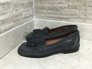 Russell And Bromley  Loafers Flats Shoes Suede size EUR 35 UK 2 excellent cond.
