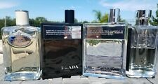 5ml Cologne Sample Decants Prada Lot Infusion Amber Pour Homme Intense L'Homme