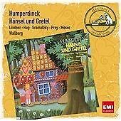 Humperdinck: Hansel Und Gretel (Electrola Collection Germany), Hans Wallberg CD