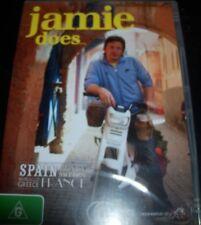 Jamie Oliver -  Jamie Does (Australia Region 4) DVD - NEW