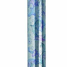 feiern design faltbarer spazierstock mit silikon glow tragegriff & spitze, walking aid