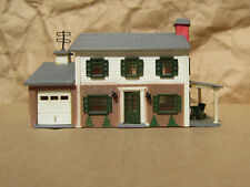 CLASSIC ~ SUBURBAN HOUSE with SIDE PORCH ~ N Scale Lot ~ Mayhayred Trains