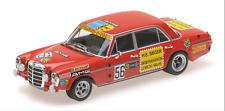 1:43 Mercedes SEL Heyer Nurnberg 1972 1/43 • MINICHAMPS 400723456