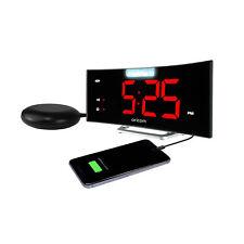 WNS100 Wake 'N' Shake Loud Alarm with Jumbo Display