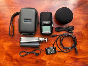 Zoom H2n Aufnahmegerät, Handy Recorder