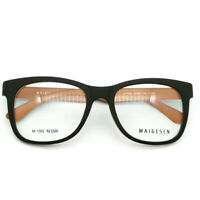 Oversize TR90 Glasses Women Men frame Vintage Retro Eyeglasses RX Eyewear