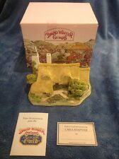 1989 David Winter Cottage Orchard Cottage The West Country Collection Mib