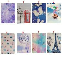 Buckle Cover Case For Samsung Galaxy Tablet Stand Folio TPU +PU Leather Soft