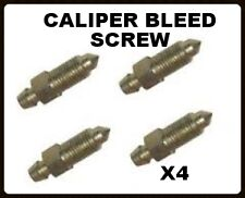 Land Rover Defender Brake Caliper Bleed Nipples X4 RTC1526 FREE POSTAGE