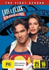 Lois and Clark The New Adventures Of Superman Season 1 *REGION 2* DVD *NO CASE*