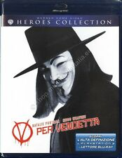 V per Vendetta (blu-ray) Warner Home Video