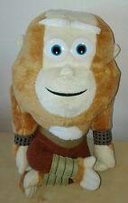 Peluche Maestro Scimmia 25 cm pupazzo Kung Fu Panda Dreamworks Big Headz plush