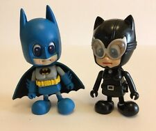 Hot Toys Cosbaby Classic Batman & Catwoman Mini Figure