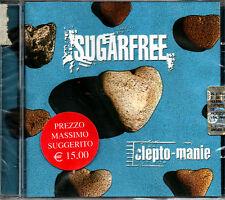 SUGARFREE CLEPTO MANIE BRICIOLA DI TE TERRA E CIELO CD SEALED ITALY