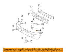 TOYOTA OEM 01-07 Highlander Front Bumper-Bumper Cover Bracket 5219752010