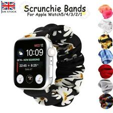 Scrunchie Fashion Loop Band Strap For Apple Watch iWatch Series 5/4/3/21 38-44mm