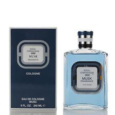 Royal Copenhagen Musk Men's Cologne - 8.0 / 8 oz / 240 ml EDC Splash New In Box