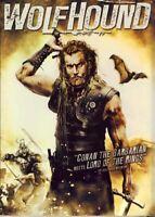 WOLFHOUND (ALEKSANDR BUKHAROV) DVD NEW FREE SHI