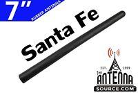 "NEW ROOF AM/FM 7"" ANTENNA MAST - FITS: 2018 Hyundai Santa Fe Sport"