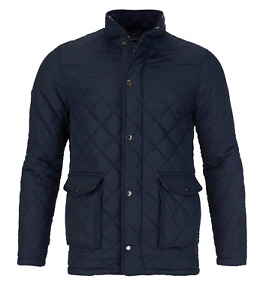 Raging Bull Signature Quilted Field Jacket - Navy - L XL XXL - RRP £125