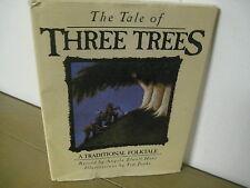 Tale of Three Trees/ HB/ jacket/1st edition/ 1999/ Hunt/Jonke/christmas easter