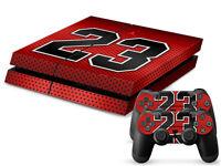 Sony PS4 Playstation 4 Skin Design Aufkleber Schutzfolie Set - Magic 23 Motiv