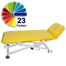 Behandlungsliege Hydraulisch Massageliege Therapieliege Praxisliege 200 x 70cm