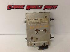 82 Buick Skylark Chevrolet Oldsmobile ECM ECU Engine Control Computer 1225610 1