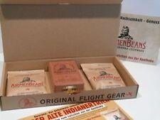 (39,29 EUR / 100 Gramm) AirmenBeans Holzkisterl+2 Pckg.Airmen Beans Flightgear