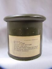 Military Canister Mirax 55 Steel St Louis AN8029-21/41 Vintage 1950s