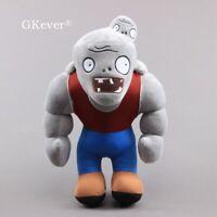 Plants VS Zombies Series 2 12'' Plush Toy Gargantuar Zombie Soft Stuffed Doll