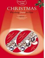 Guest Spot: Christmas Playalong Duets  2 Flutes  Book with CD MUSAM971916