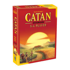 Catan 5-6 Player Extension Expansion NEW