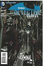 DETECTIVE COMICS #35 (DC) 2014 (NM-) BATMAN (NEW 52)