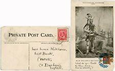 More details for canada 1905 ppc native american macfarlane card from regina saska