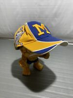 Milwaukee Brewers MLB New Era Cooperstown Collection Snapback Baseball Cap Hat