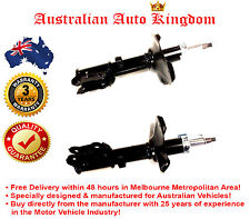 New Hyundai Excel X3 Front Shock Absorbers 1994 1995 1996 1997 1998 1999 2000