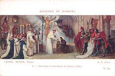 R061484 Basilique de Domremy. Lionel Royer. Derniere Communion de Jeanne d Arc