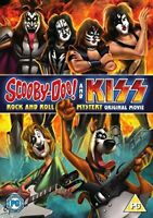 Scooby-Doo! and Kiss - Rock 'n' Roll Mystery [DVD] [2015][Region 2]