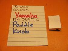 YAMAHA BA069710 PADDLE KNOB CR-3020 CR-2020 CR-1020 STEREO RECEIVER