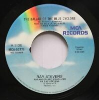 Country 45 Ray Stevens - The Ballad Of The Blue Cyclone / Vacation Bible School