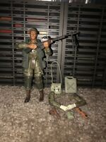 Ultimate Soldier 1/18 WWII D-Day Bar Gunner Pvt Harry Sammy Smith
