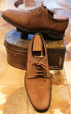 Church 'Colne' Custom Grade Brown Suede Derby's - UK11F