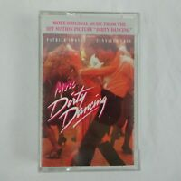 More Dirty Dancing Soundtrack Cassette Various Artists