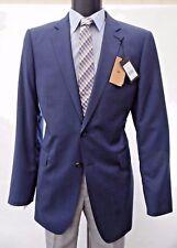 JAEGER Blue Blazer REGENT 'Cool Wool' Jacket 42L rrp £270 BNWT