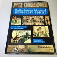 Hardcover Book SMITHSONIAN COLLECTION OF NEWSPAPER COMICS
